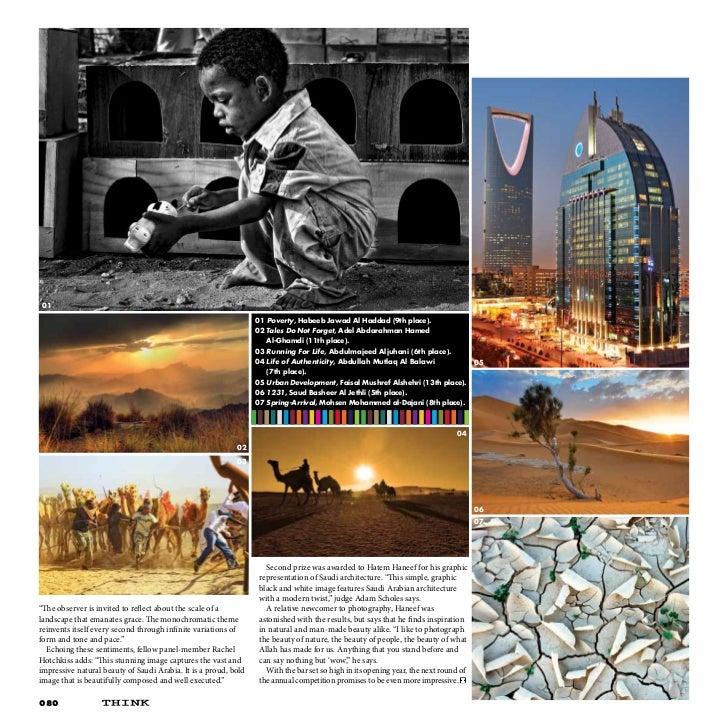 THINK Magazine Q1 2011