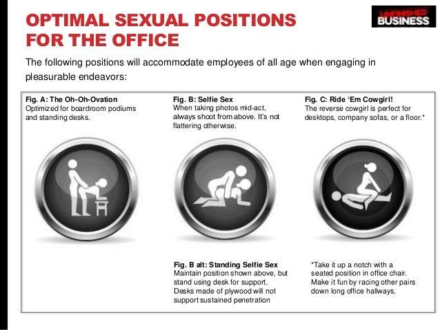 Office position sex