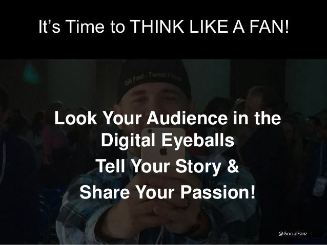 Think Like A Fan - How Brands Can Leverage Meerkat & Periscope Live Streaming! Slide 2