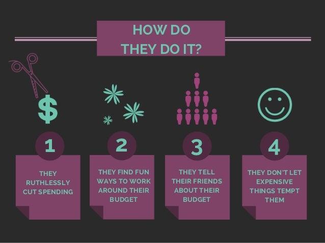 Steve Rice Los Gatos: Habits Of Successful Budgeters Slide 3