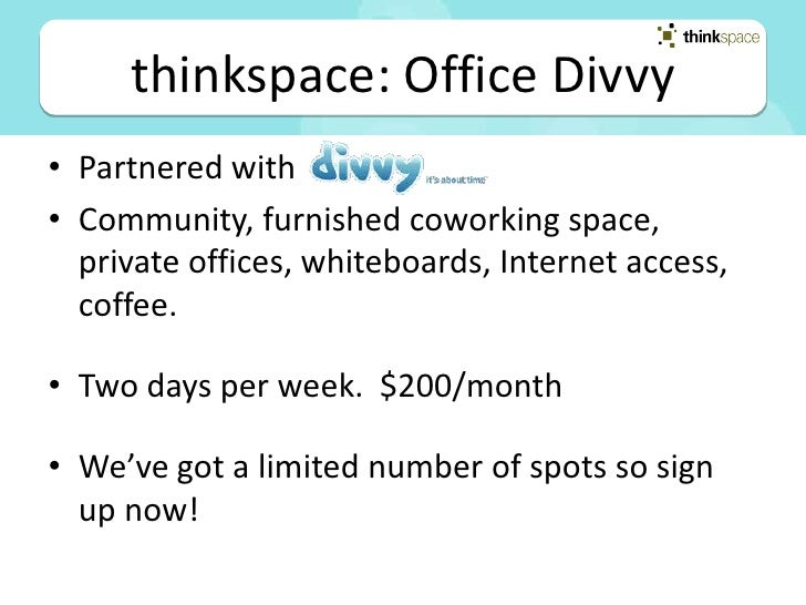 thinkspace: Small Biz Sites • Need a website or blog optimized for Google?   We can build one for your business using     ...