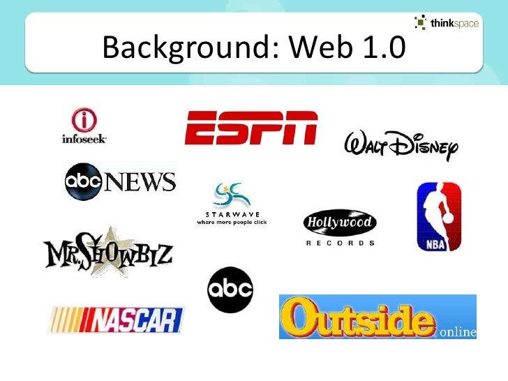 Background: Web 1.0