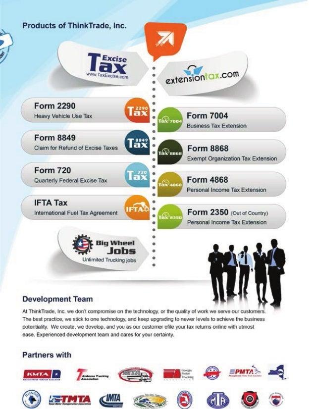 ThinkTrade Inc. Corporate Information Slide 3