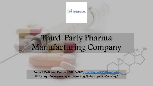 Third-Party Pharma Manufacturing Company Contact Mediquest Pharma – 9041045095, munishgoyal250@gmail.com Visit - https://w...