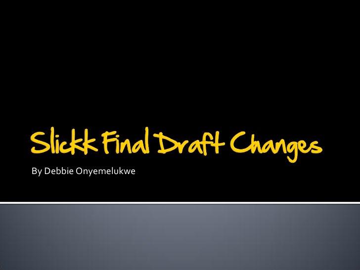 By Debbie Onyemelukwe