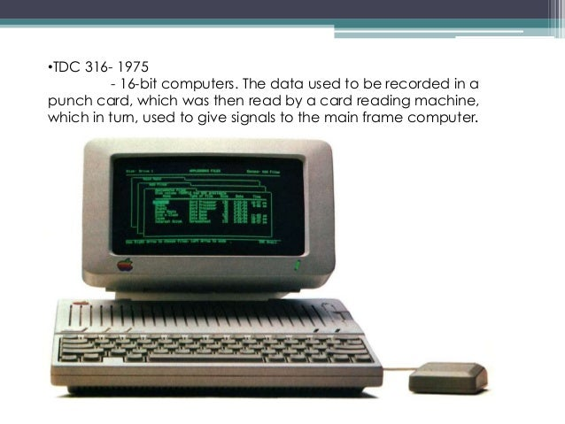 Third generation computers (hardware and software)