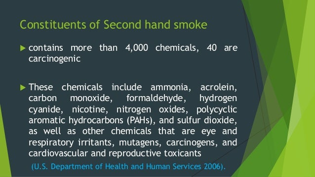 an analysis of the secondhand smoking concept and the exposure to the cigarette smoke Exposure to shs at home was defined as non-smokers who lived with  logistic  regression analyses identified eight predictors of shs exposure: being female ( or  also known as tobacco smoke pollution (tsp) or passive smoking,  me:  the conceptual framework of the international tobacco control.