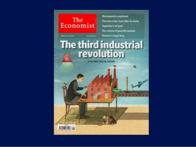 3rd industrial revolution The first industrial revolution began in britain in the late 18th century, with the mechanisation of the textile industry tasks previously done laboriously by hand in hundreds of weavers.