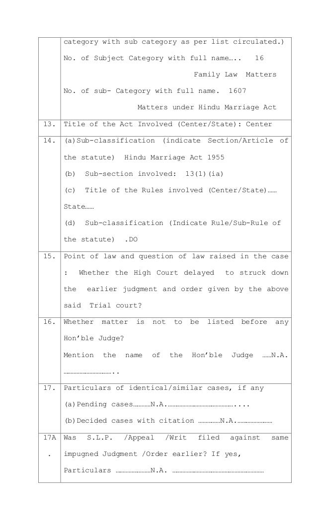 Third True Copy Of Slp Civil No 19073 Of 2013 Before Sc