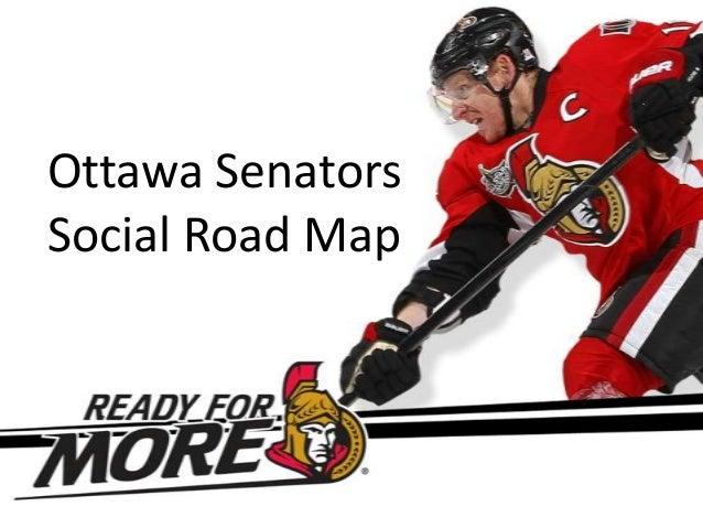 Ottawa SenatorsSocial Road Map