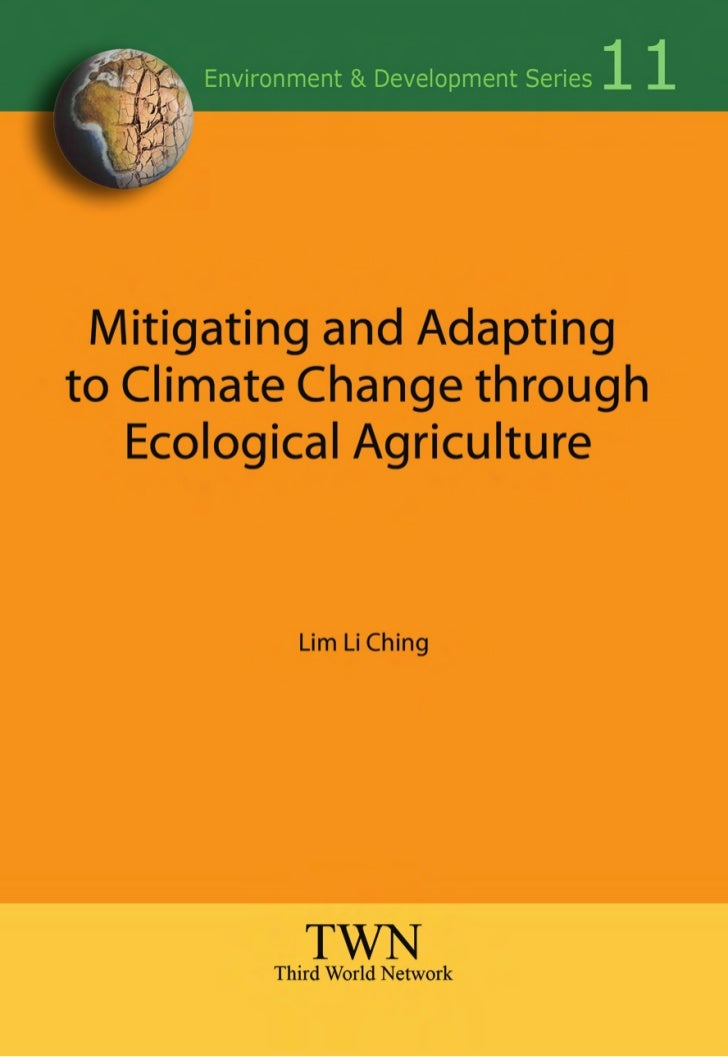 Mitigating and Adapting to ClimateChange through Ecological Agriculture             Lim Li Ching                TWN       ...
