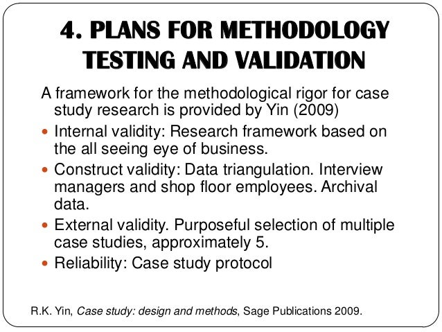 Case Study Research Design - How to conduct a Case Study