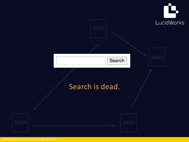 This Ain't Your Parents' Search Engine Slide 2