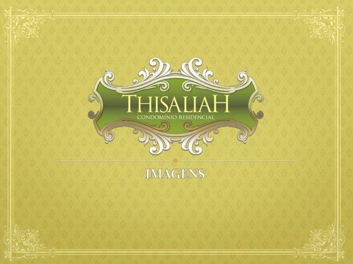 Thisaliah