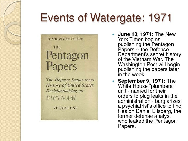 the pentagon papers case essay The pentagon papers essayson june 13 1971, governmental accountability and the american people's faith in their government was lost as the new york times published the top secret - sensitive pentagon papers.