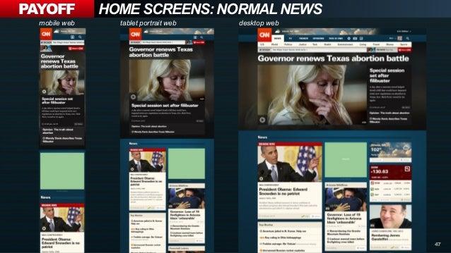 52 desktop webtablet portrait webmobile web PAYOFF SECTIONS: LIVING