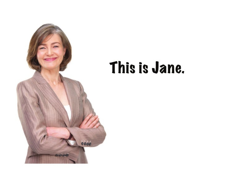 This is Jane.