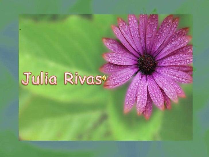 Julia Rivas<br />