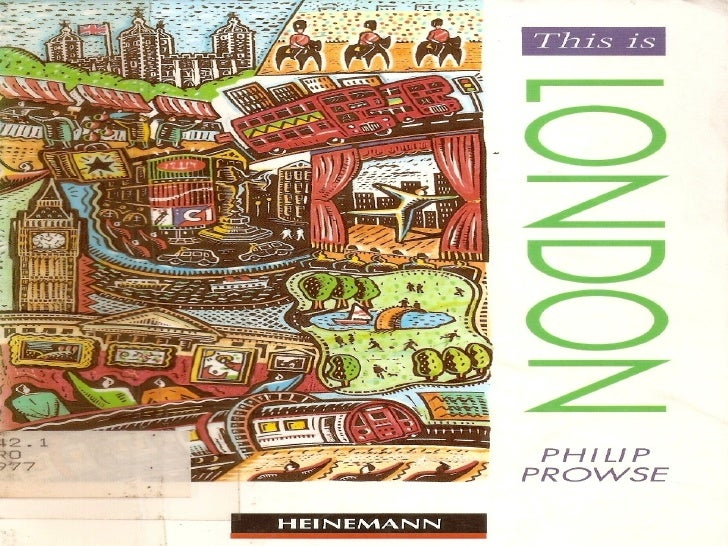 This Is London Philip Prowse Pdf