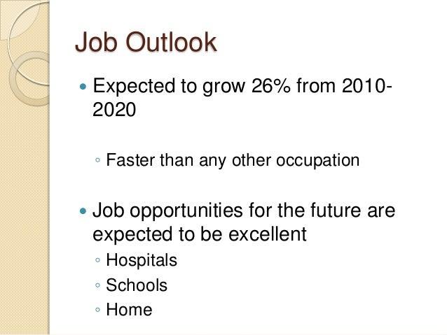 Nursing speech – Rn Job Outlook