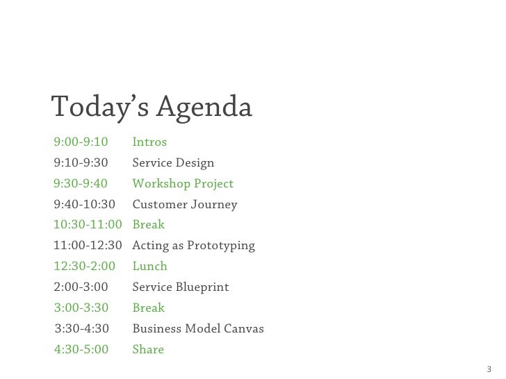 This Is Service Design – UX Week 2011 Slide 3