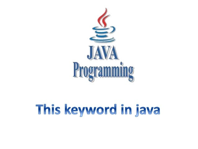 This keyword in java This keyword is a reference variable that refers the current object in java. This keyword can be used...