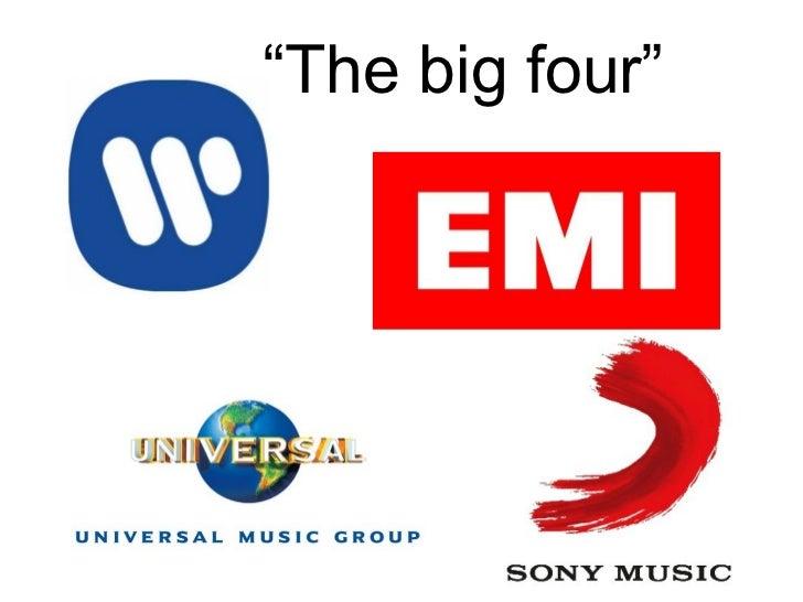 """""""The big four"""""""
