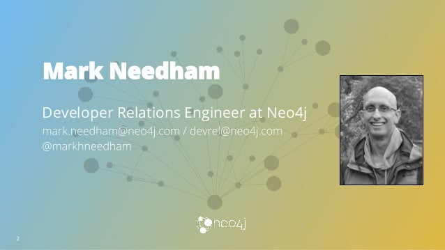 Developer Relations Engineer at Neo4j