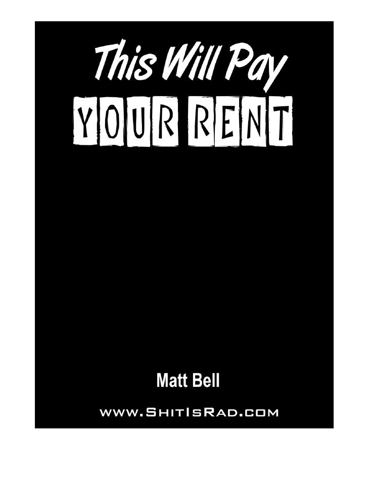 © 2012 Author. All rights reserved.This ebook, It's Title and the e-bookdesign and layout are all, sole propertyof the Aut...
