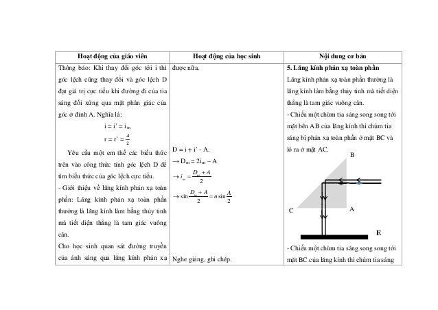 Thiết kế tiến trình dạy học một số bài thuộc chương trình vật lý 11 nâng cao theo chu trình học tập 3 e sử dụng phet simul...