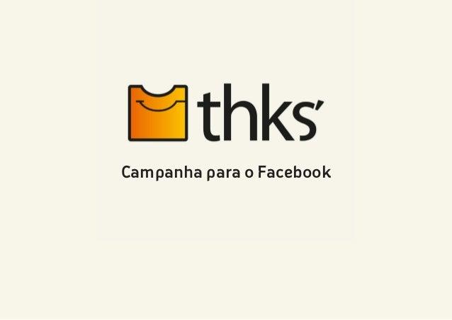 Campanha para o Facebook