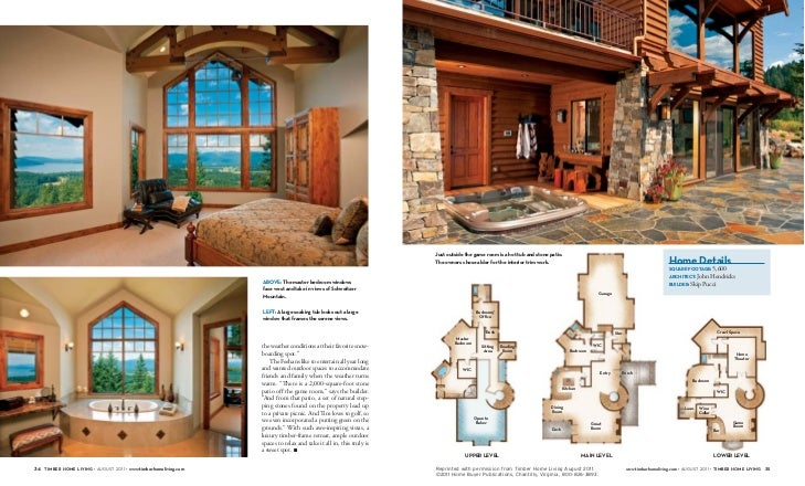 Just outside the game room is a hot tub and stone patio.                                                                  ...