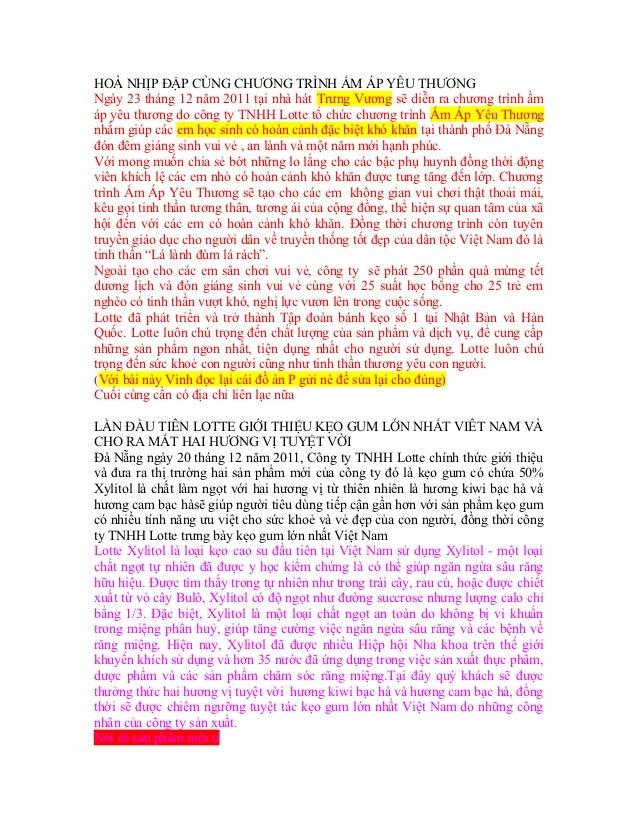 HOÀ NHỊP ĐẬP CÙNG CHƯƠNG TRÌNH ẤM ÁP YÊU THƯƠNGNgày 23 tháng 12 năm 2011 tại nhà hát Trưng Vương sẽ diễn ra chương trình ấ...