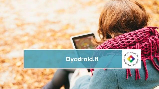 Byodroid.fi