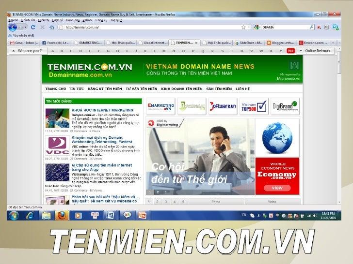 TENMIEN.COM.VN