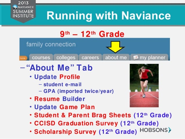 growing up with naviance