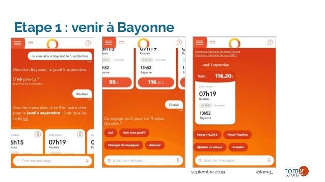septembre 2019 @tomg_ Etape 1 : venir à Bayonne