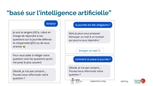 """septembre 2019 @tomg_ """"basé sur l'intelligence artificielle"""""""