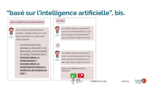 """septembre 2019 @tomg_ """"basé sur l'intelligence artificielle"""", bis."""