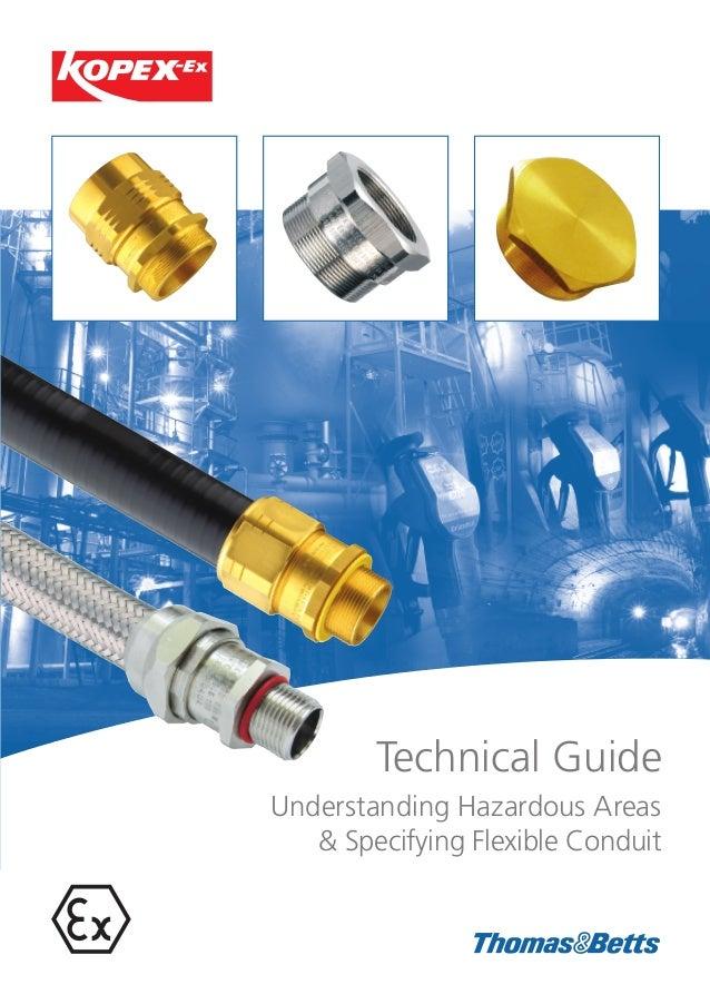 Thomas & Betts - Hazardous Area Electrical Equipment & Cable Accessor…