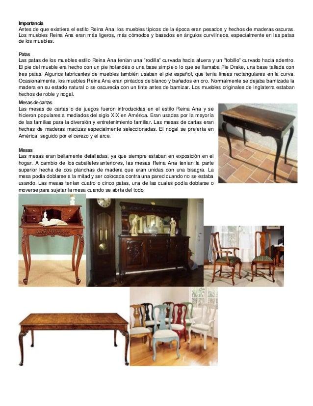 Muebles e interiores del estilo Thomas chippendale