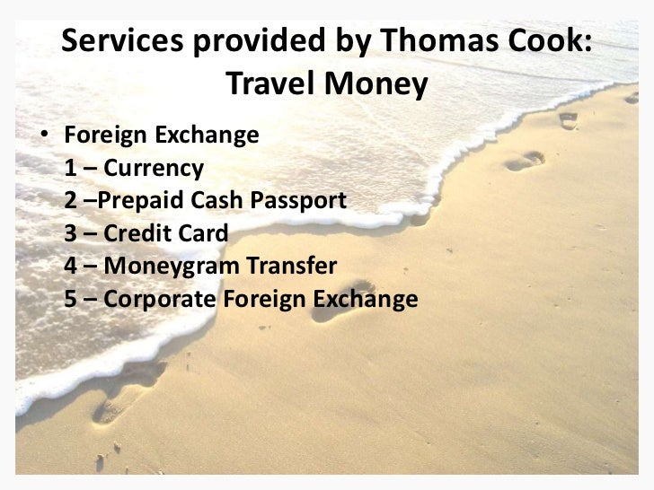 Thomas cook forex card customer care