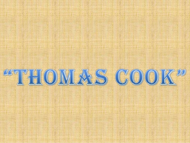 Thomas Cook • Murió en 1892 después de haber organizado y perfeccionado el sistema de viajes, habiendo dejado para la post...