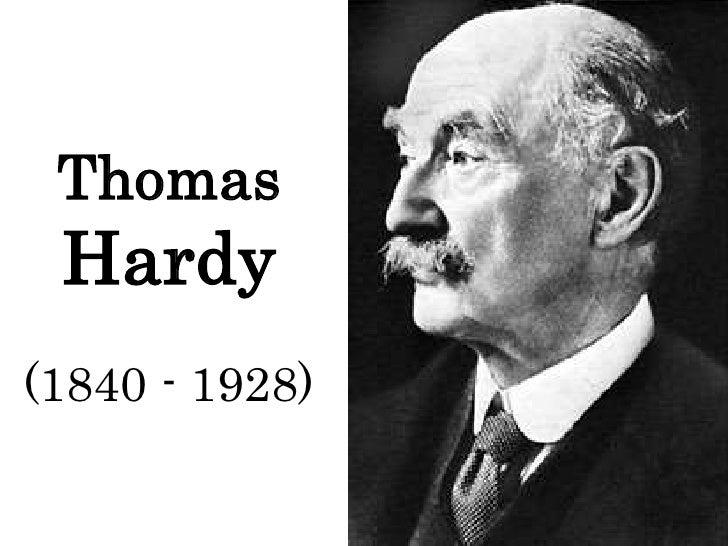 Thomas  Hardy (1840 - 1928)