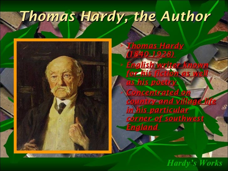thomas hardy biography and summary of Thomas and emma: poems by thomas hardy about his first wife, emma gifford thomas hardy met his first wife, emma gifford, while he was working as an architect on st juliot's church, just outside boscastle on the north cornwall coast.