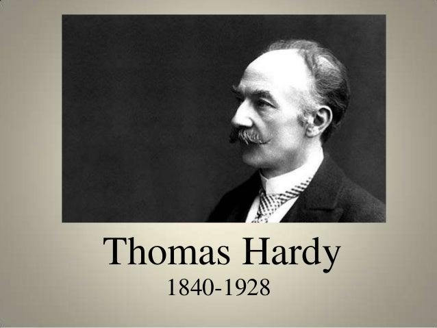 Thomas Hardy 1840-1928