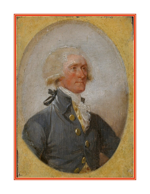 THOMAS JEFFERSON – IN BRIEF; SPECIAL EDITION BROUGHT TO YOU BY; CHUCK THOMPSON OF TTC MEDIA DIGITAL PUBLISHING; AUGUST, 20...