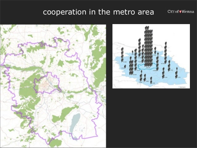 cooperation in the metro area