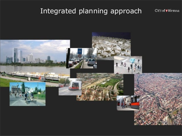 Integrated planning approach