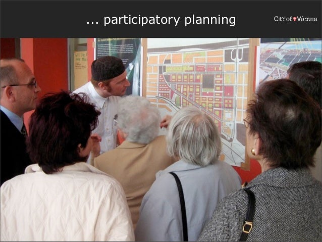 ... participatory planning